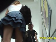 Up1285# Upskirt video