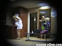 Lo311# Voyeur video from locker room