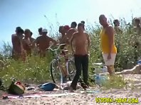 Nu499# Voyeur video from nude beach