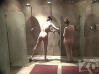 Sh1969# The hidden camera in the women's shower is an excellent thing! We see everything that happen