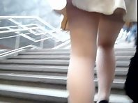 Up1276# Upskirt video