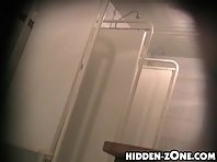 Sh99# Voyeur video from shower