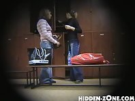Lo22# Voyeur video from locker room