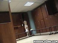Lo203# Voyeur video from locker room