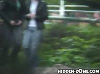 Wc297# Voyeur video from toilet