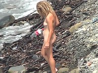 Nu1559# Nudist beach - the most beautiful place on earth. There are a lot of naked girls and they