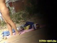Nu480# Voyeur video from nude beach