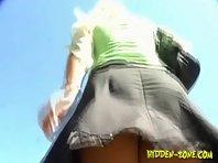 Up655# Upskirt video