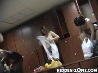 Lo253# Voyeur video from locker room