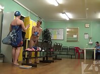 Lo1238# In this video, we admire the tall young beauty. She stands stark naked facing the camera a