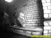 Wc709# Voyeur video from toilet