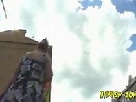 Up679# Upskirt video