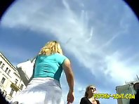 Up1015# Upskirt video
