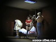 Lo264# Voyeur video from locker room