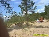 Nu452# Voyeur video from nude beach