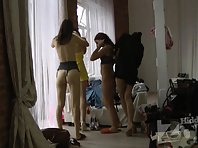 Sp1965# On this video we enjoy a luxurious ass and pussy young girls. In the process of changing,