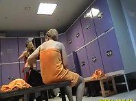 Lo506# Voyeur video from locker room