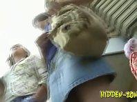 Up675# Upskirt video