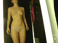 Sp2176# The fitting continues and we continue our observations. To look at a young female body is ve