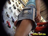 Up1011# Upskirt video