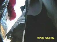 Up766# Upskirt video