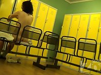 Lo1935# We carried the hidden camera to the women's locker room. Now you can see everything that's h