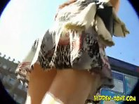 Up589# Upskirt video