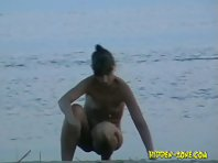 Nu1024# Nudists in a hidden camera lenses