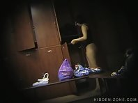 Lo319# Voyeur video from locker room