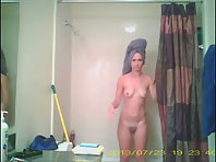 Spycam in the bathroom