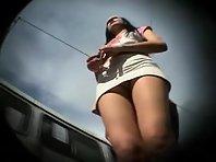 Up364# Upskirt video