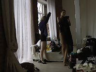 Sp1991# Belle again completely undressed before the next photo session. spy sex cam records everyt