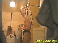 Lo456# Voyeur video from locker room