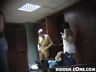 Lo229# Voyeur video from locker room