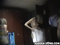 Lo226# Voyeur video from locker room