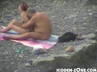 Nu38# Voyeur video from nude beach