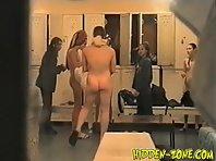 Lo443# Voyeur video from locker room