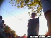 Up421# Upskirt video