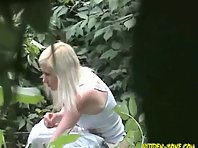 Wc784# Voyeur video from toilet