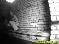 Wc637# Voyeur video from toilet