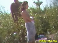Nu513# Voyeur video from nude beach