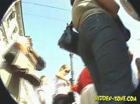 Up639# Upskirt video