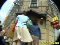 Up624# Upskirt video