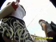 Up736# Upskirt video