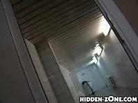 Lo207# Voyeur video from locker room