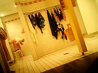 Sauna Shower