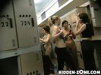 Lo45# Voyeur video from locker room