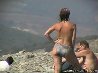 Nu119# Voyeur video from nude beach
