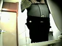 Wc42# Voyeur video from toilet