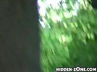 Wc296# Voyeur video from toilet